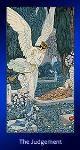 tarot kártya jóslás Az Ítélet nagyarkánum