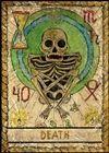 tarot kártya jóslás A Halál
