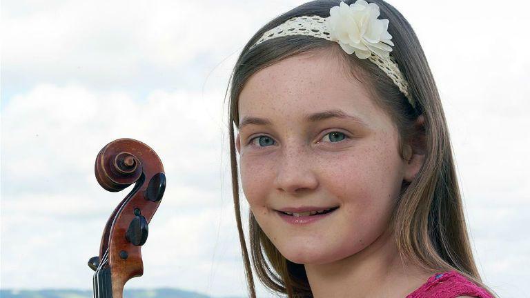 alma deutscher gyerekzseni zene zongora hegedű