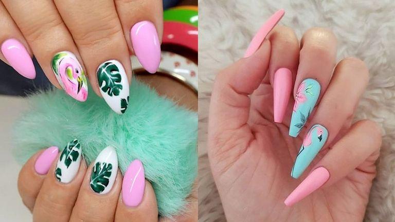Kép: instagram.com/salonurodyanna és instagram.com/nail_and_tattoo_art