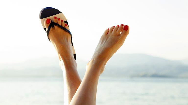 pedikűr lábápolás