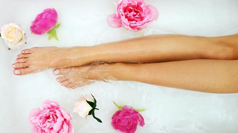 láb lábápolás