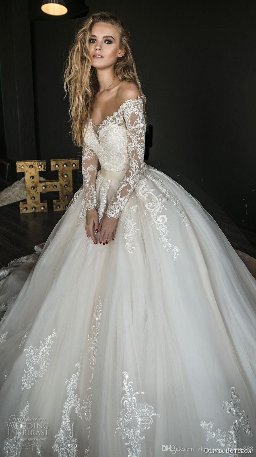e190cb8289 Népszerű menyasszonyi ruhák 2018 - Szofi esküvői ruha szalon