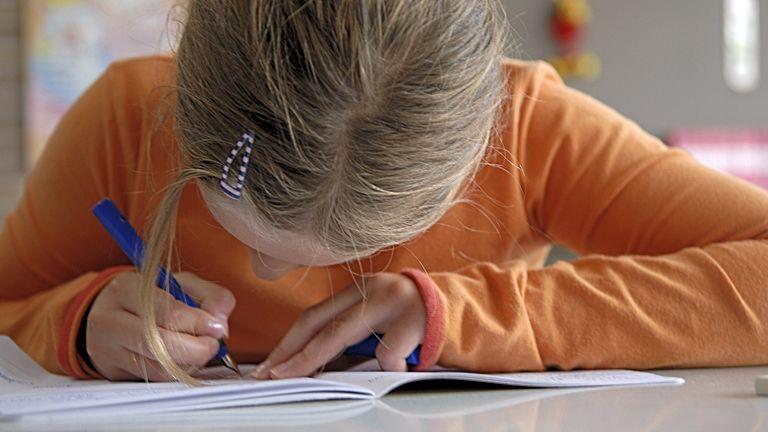 gyerek írás