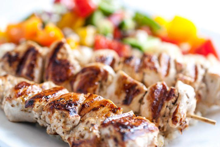 hétvégi menü, nemzetközi konyha, szuvlaki