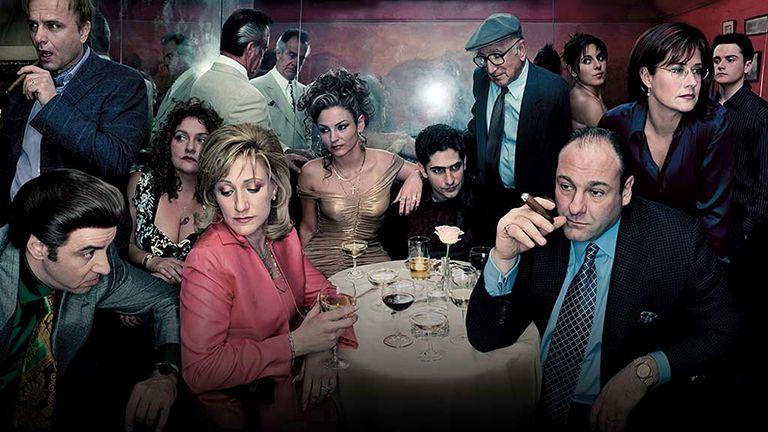 the sopranos sztar sorozat maffiozok