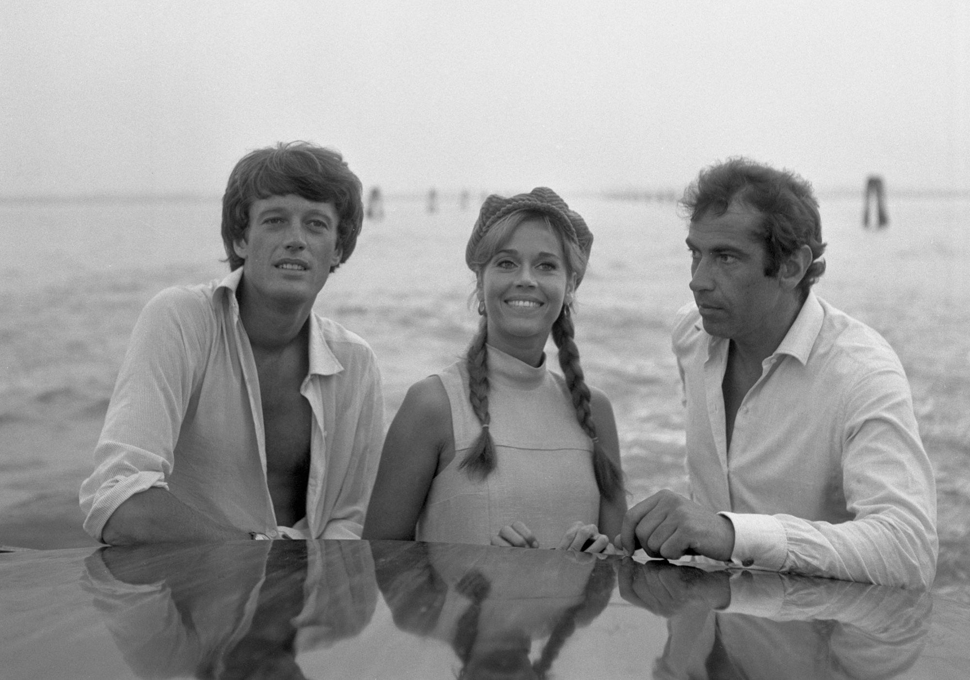 Jane Fonda és Peter Fonda