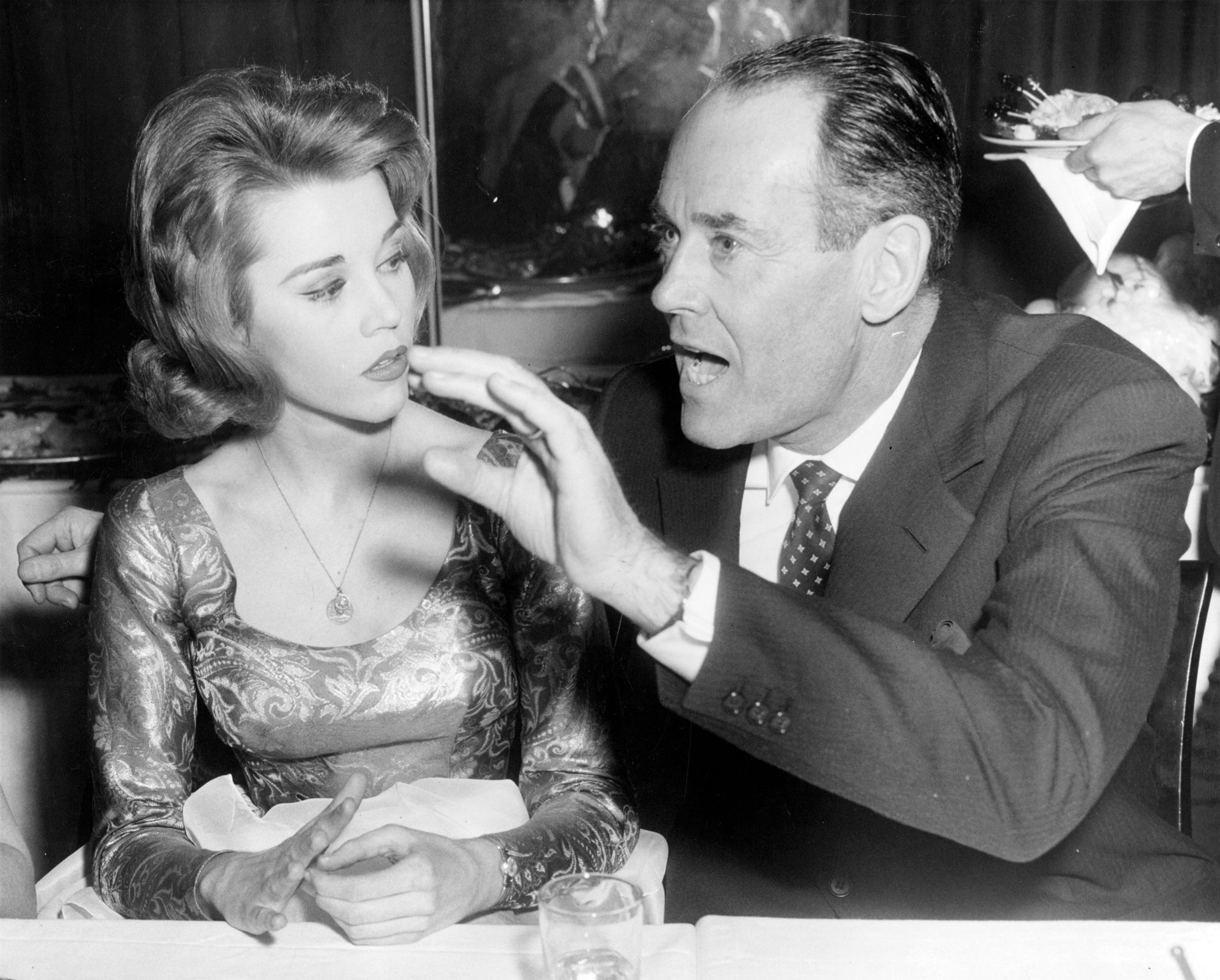 Jane Fonda és Henry Fonda