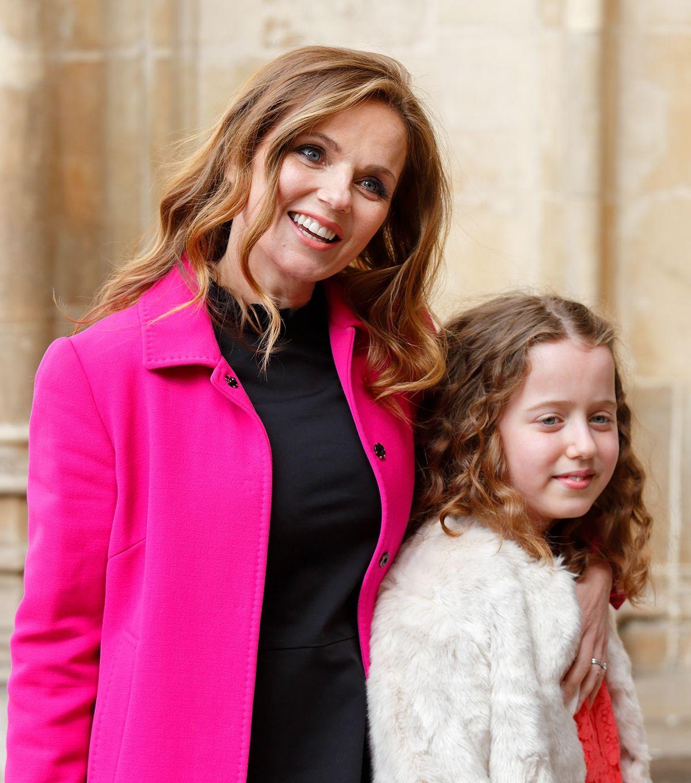 Geri Halliwell és kislánya, Bluebell Halliwell - Fotó: Getty Images