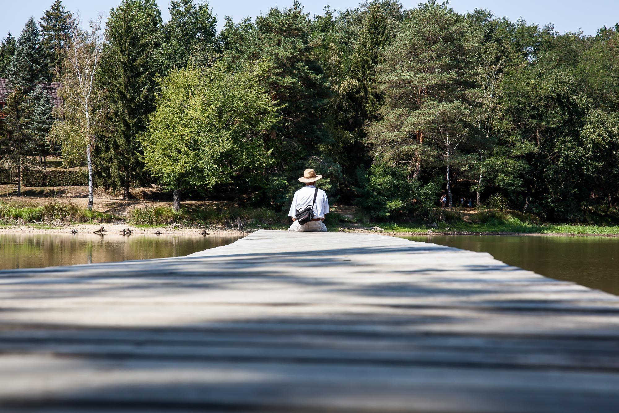 Vadása-tó - Fotó: Czvitkovits Judit