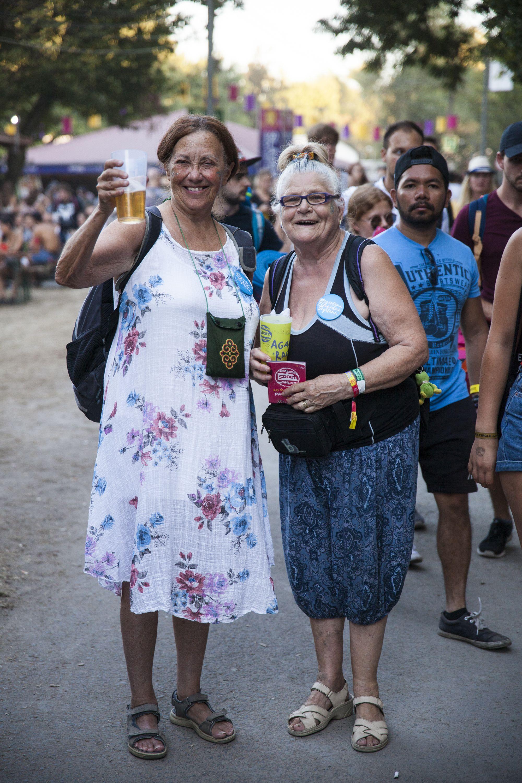 Sziget Fesztivál 2018 - Fotó: Czvitkovits Judit