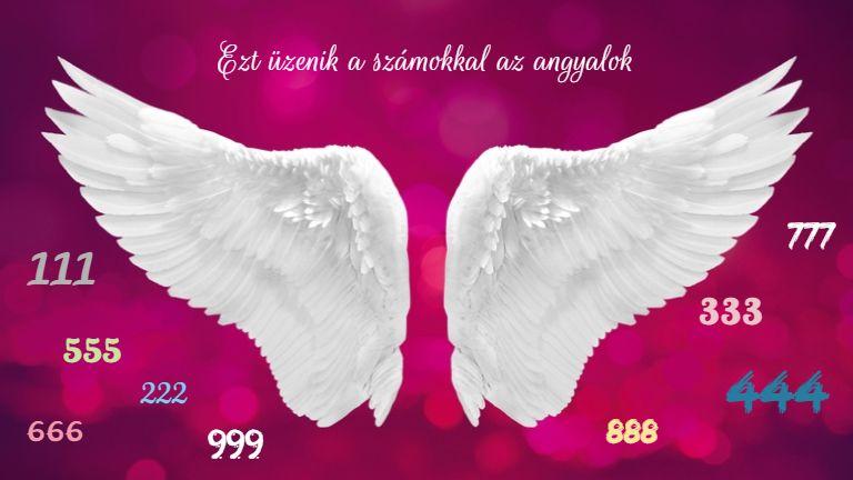 angyali számok jelentések