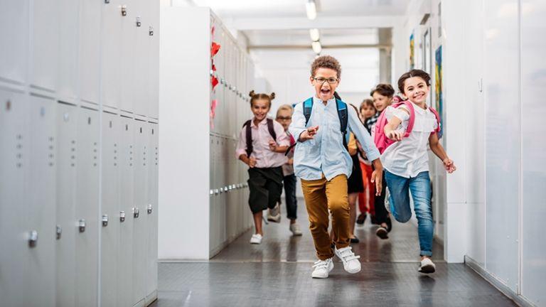 iskolakezdés gyerekek