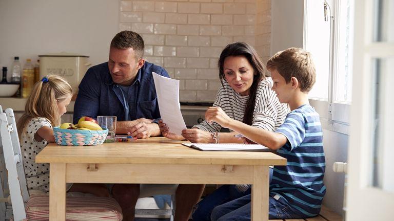 iskolakezdés szülők