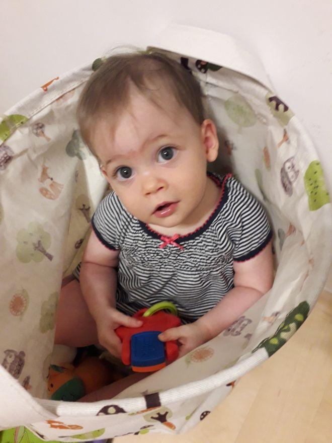 költözés babával