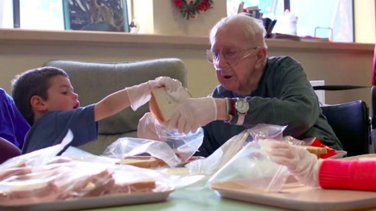 idősek otthona óvoda gondoskodás