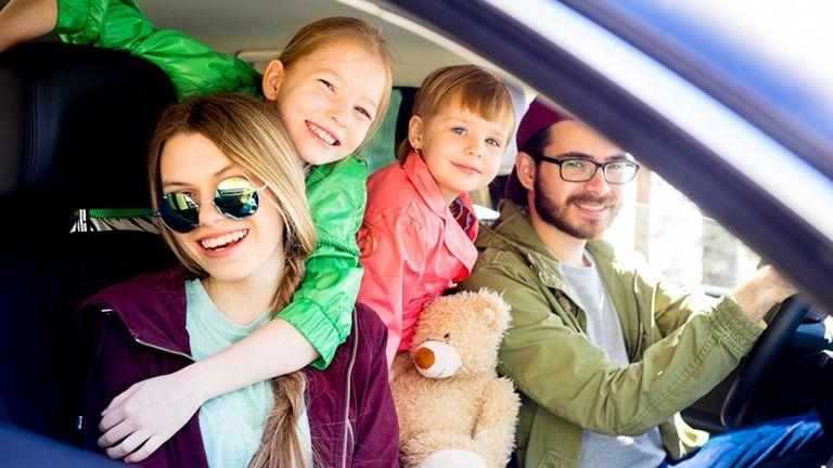 gyerekkel utazni