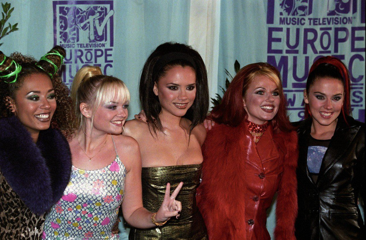 Spice Girls 1997-ben - Fotó: Profimedia