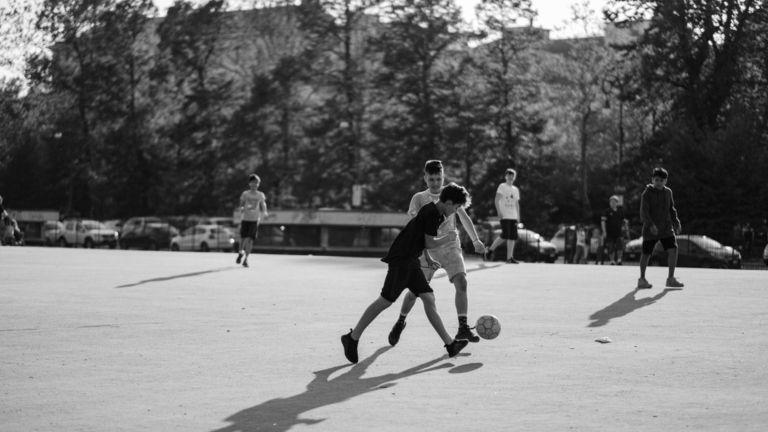 sport gyerek testmozgás