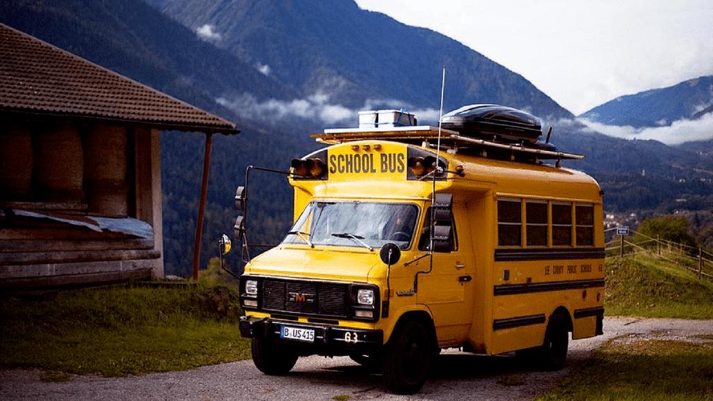 busz, 11 negyzet