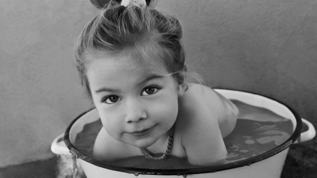 fürdetés gyerek tanács