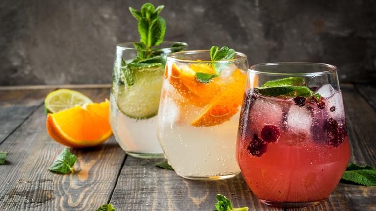 italok nyáron
