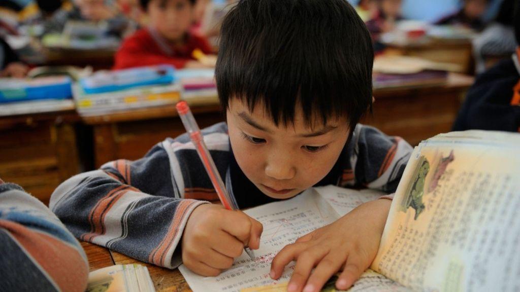 iskola kína oktatás
