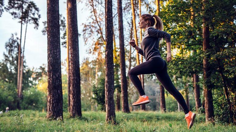 mozgás futás