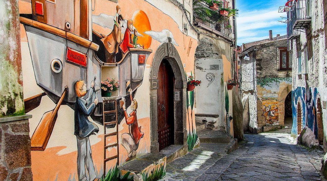 valogno Olaszország utazás