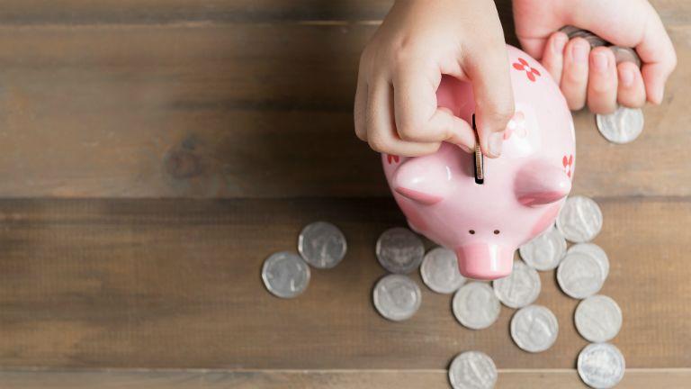 zsebpénz, gyerek, szülő, költség