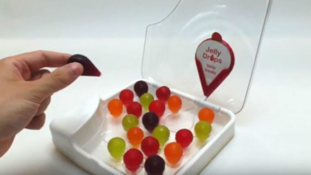 jelly drop, zselé, demencia