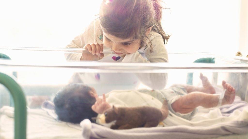 újszülött fotó szülés
