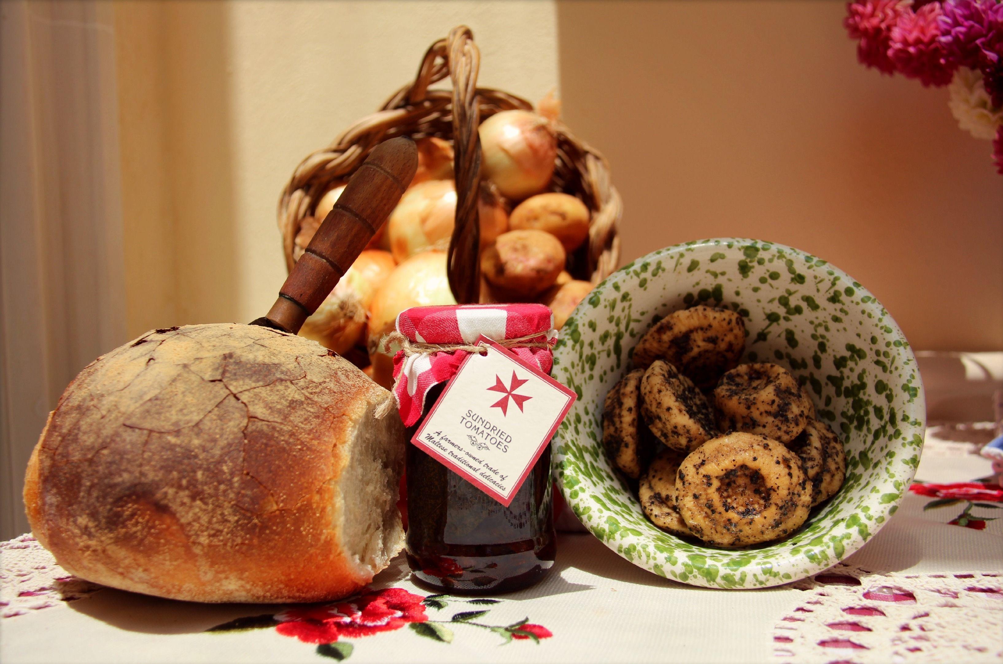 ételek máltán