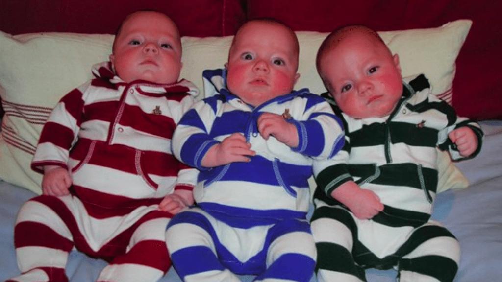 Friss hírek: Szerettek volna egy harmadik gyereket, de arra nem számítottak, hogy a sors egyszerre hárommal ajándékozza meg őket. Kerry Lions őszintén mesélt a brutális első néhány hónapról és arról, milyen praktikákkal élte túl az elmúlt 10 évet.