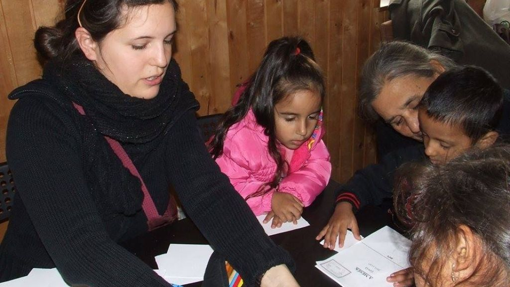 roma tanoda segítség