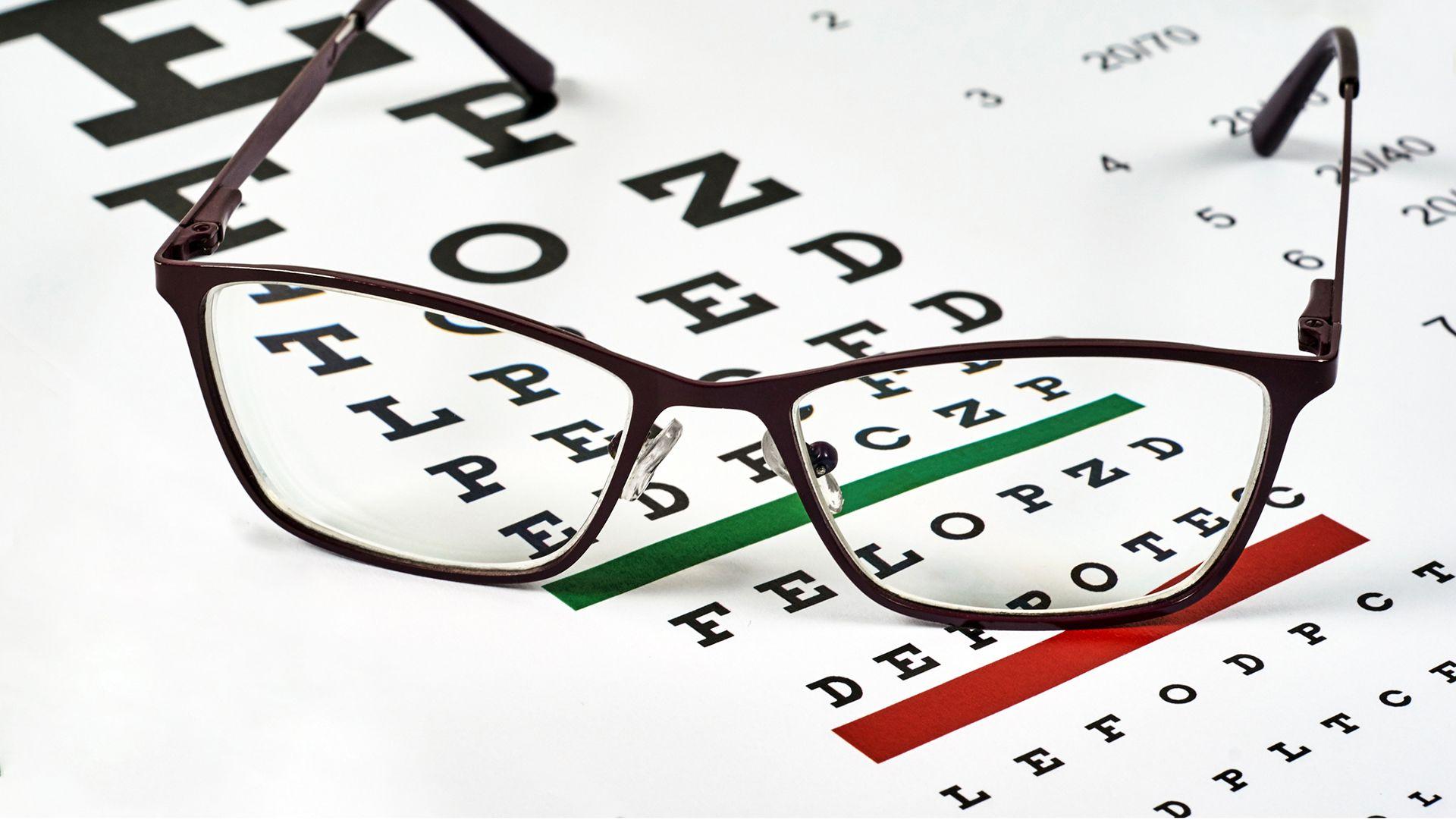 hogyan kezeljük a tompa látást önkontroll látás
