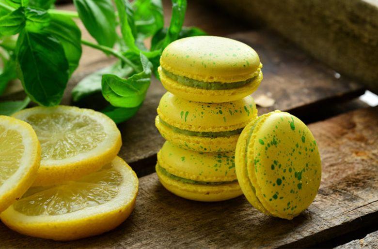 citromos macaron