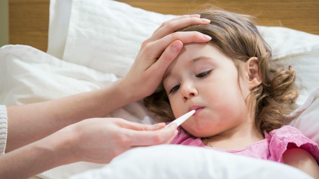 megfázás, betegség