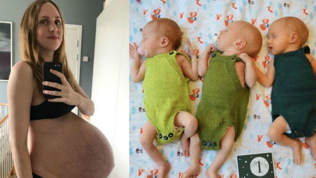 terheshas ikrek hármas ikrek