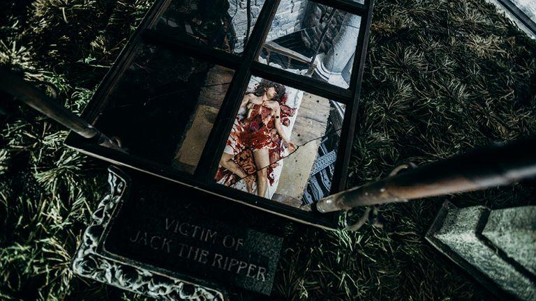 Murder kiállítás