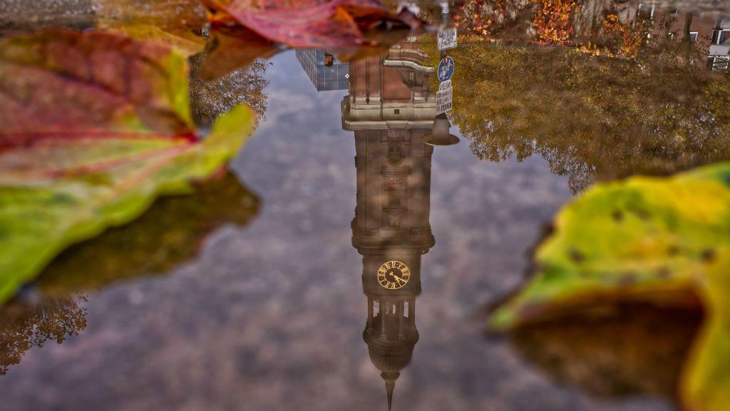 eső november időjárás
