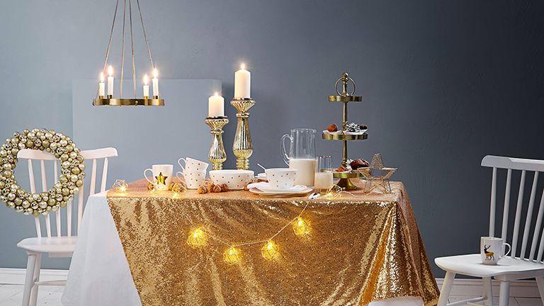 Arany karácsony Butlers advent