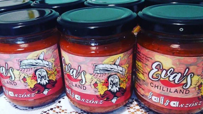 Chililand salsa szósz