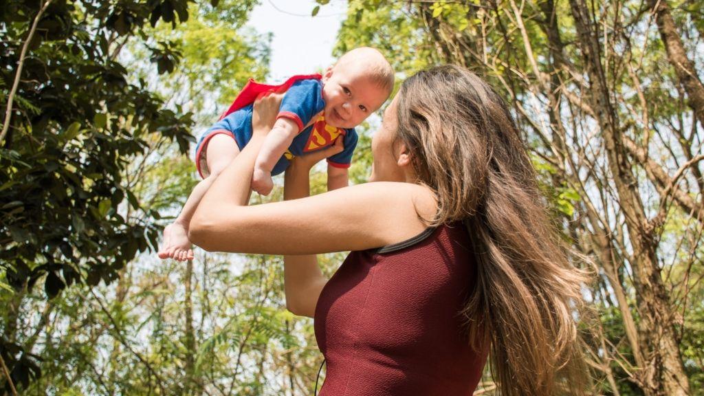 egyedülálló gyerekvállalás szülés