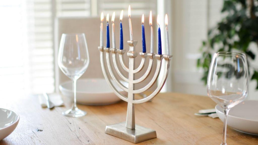 hanuka zsidó ünnep