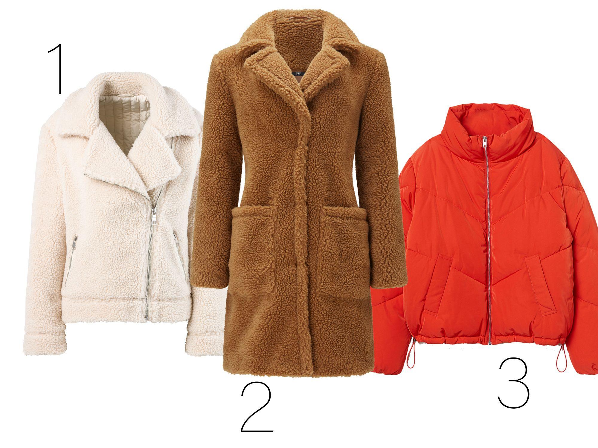A teddy kabát az idei tél legnagyobb és legújabb kabáttrendje. Legyen  mindenki plüssmaci! – C A – 9990 Ft 5d4249069e