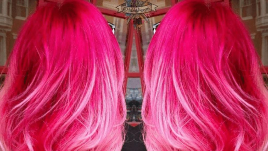 színes haj fodrász személyiség twitter