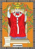 tarot kártya jóslat a főpap