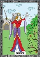 tarot kártya jóslat igazság lapja