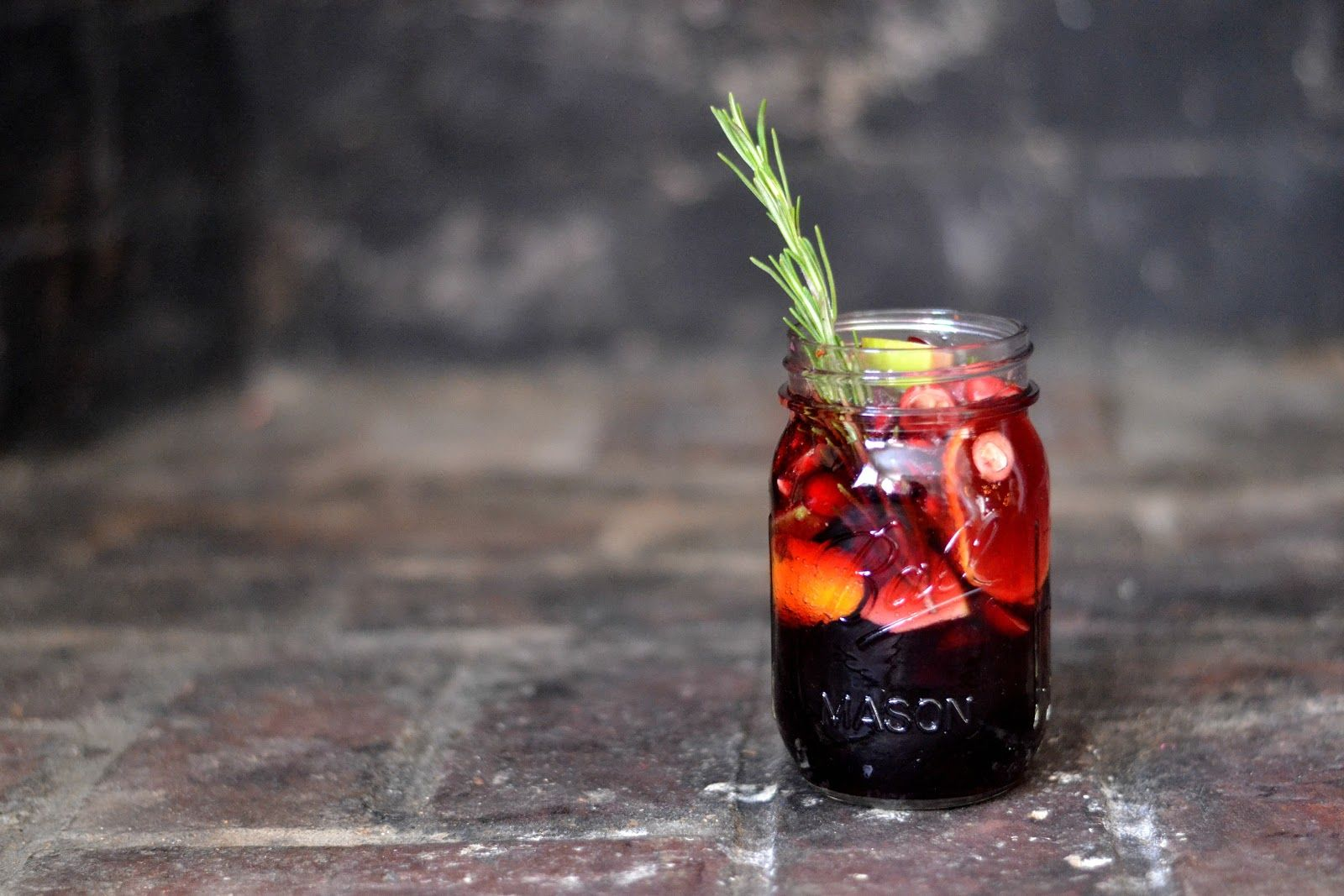 sangria, tel, recept